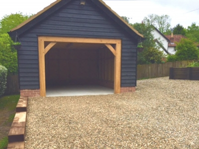 Bespoke Oak Cartlodges Cart Lodge Builder Suffolk