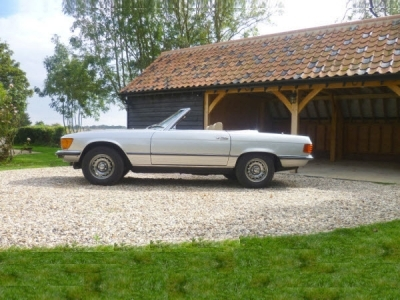 Cartlodge with 2 Open Bays and Workshop. Suffolk