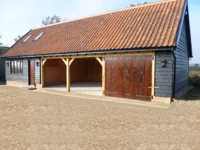 Car Storage, Workshop with Home Office. Depden, Bury St Edmunds