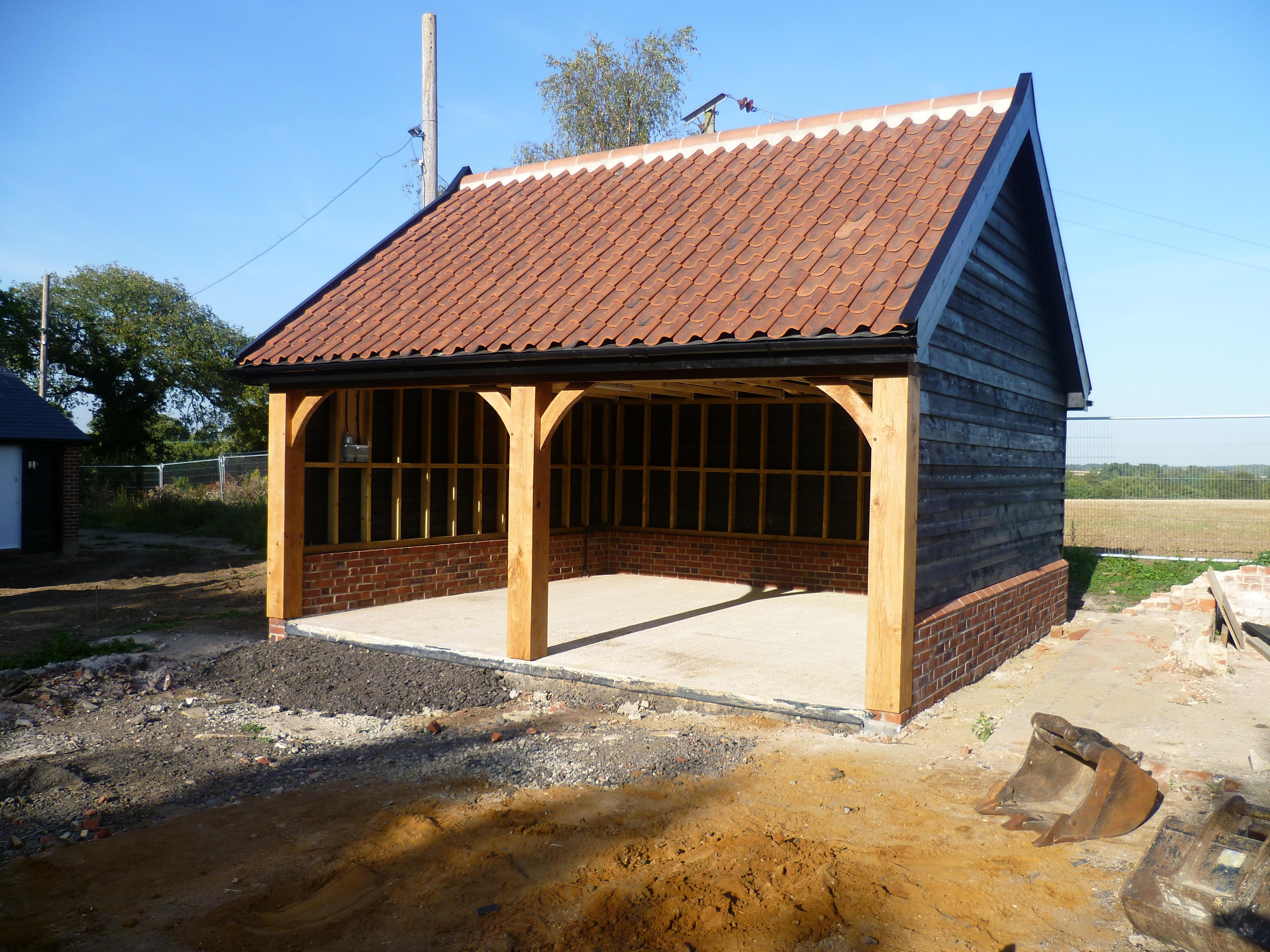 100 2 Bay Garage South Newington