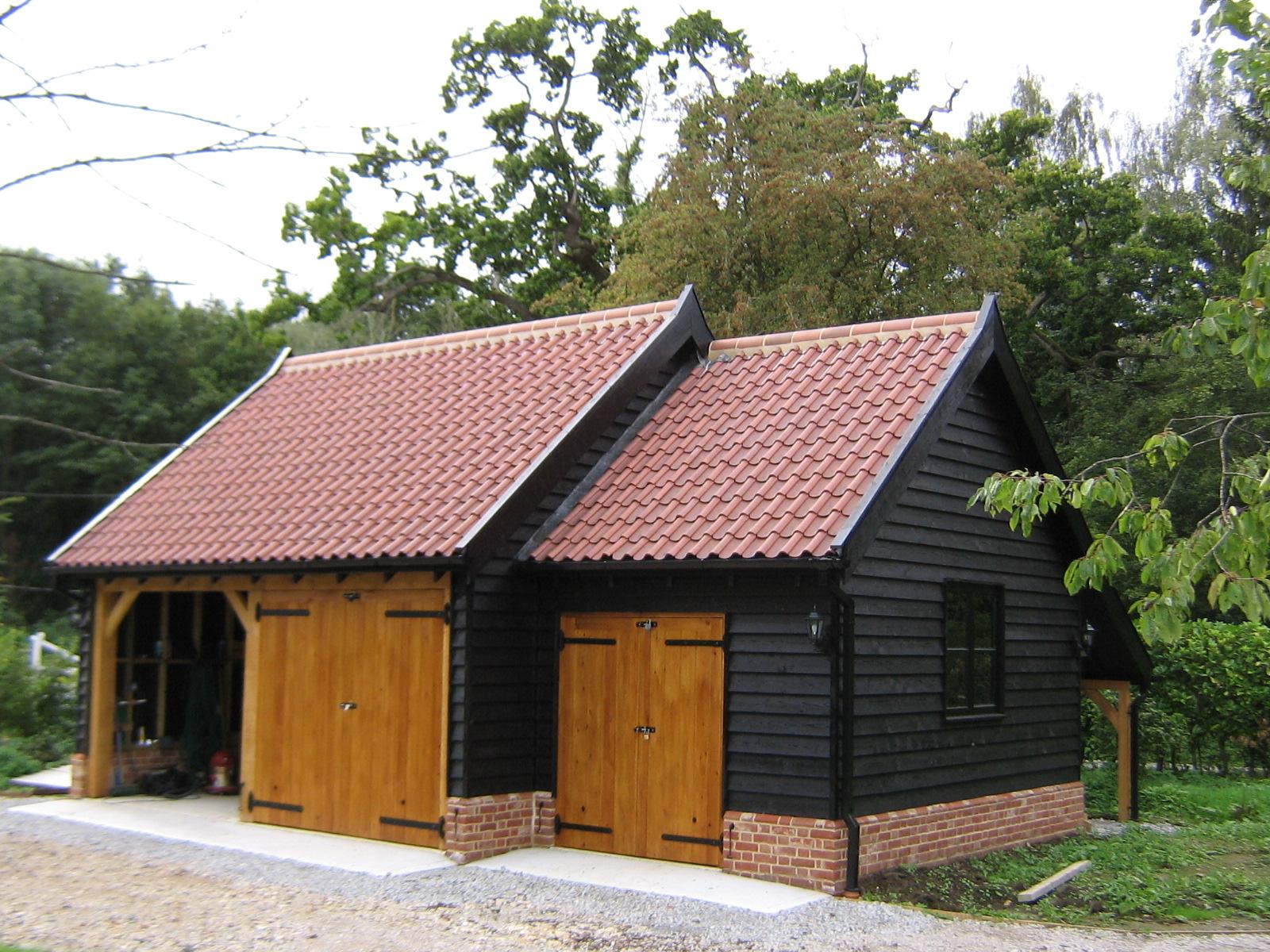 Oak Framed Garage Archives Cart Lodge Builder Suffolk